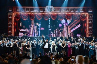 4-28-15 Hugh Jackman Tony Awards