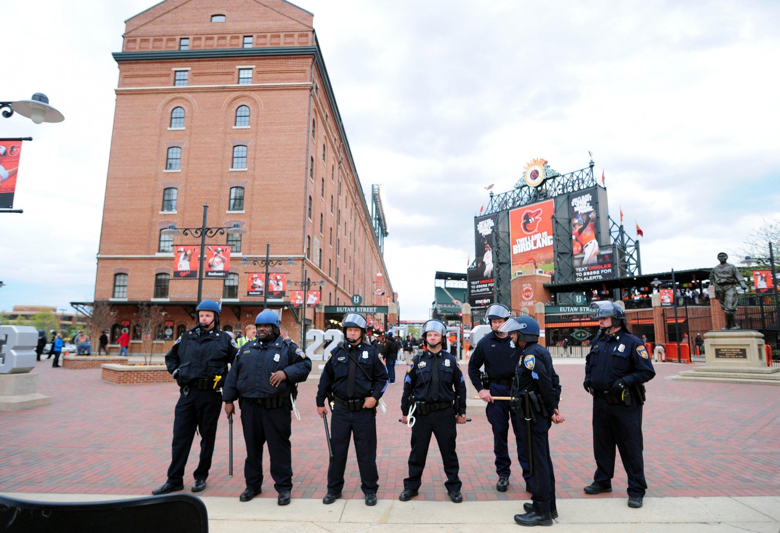 4-28-15 Orioles Baltimore