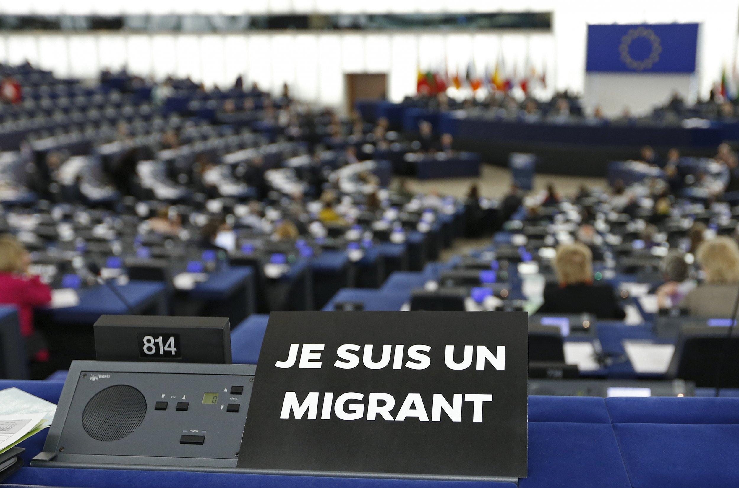 Je suis un migrant
