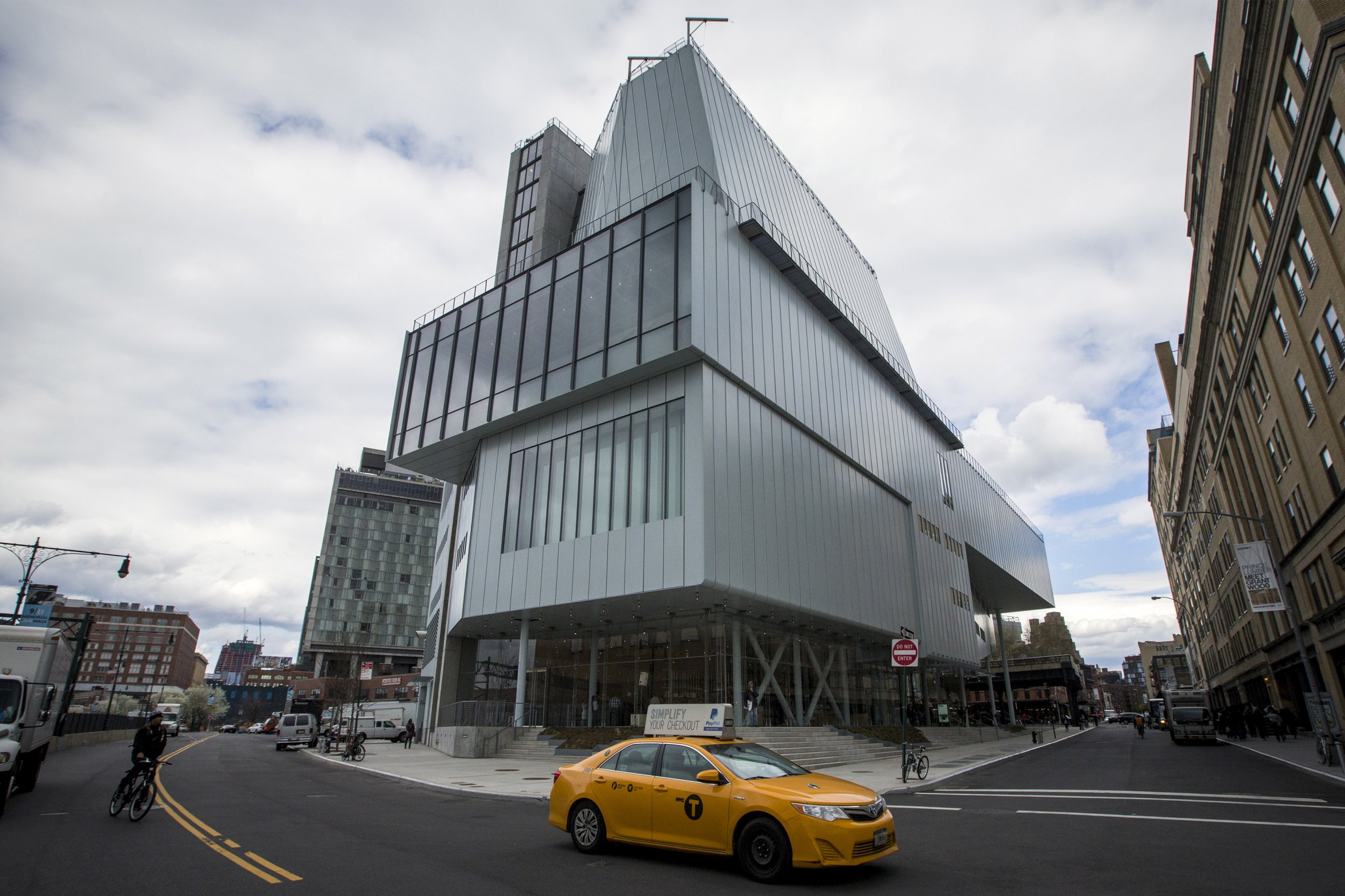 Whitney Museum's Monumental New Digs Open May 1