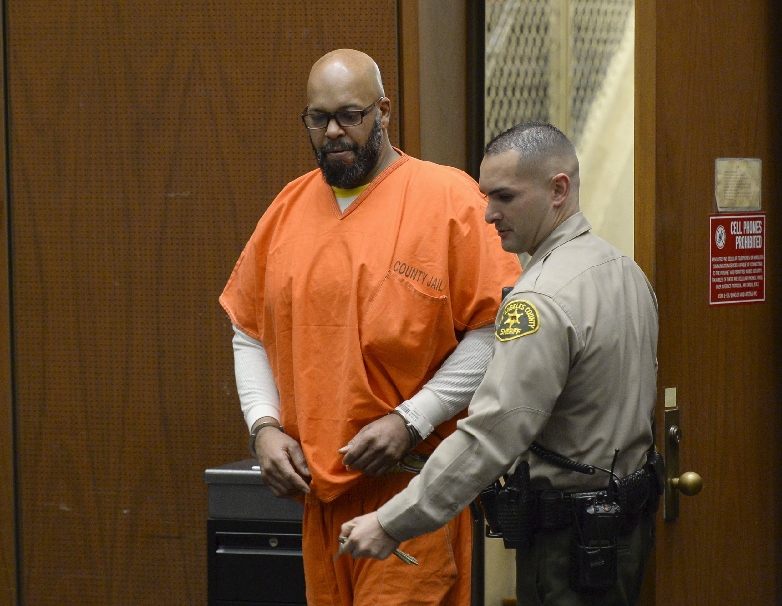 suge knight arraignment