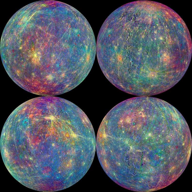 4-30-15 Four Mercurys