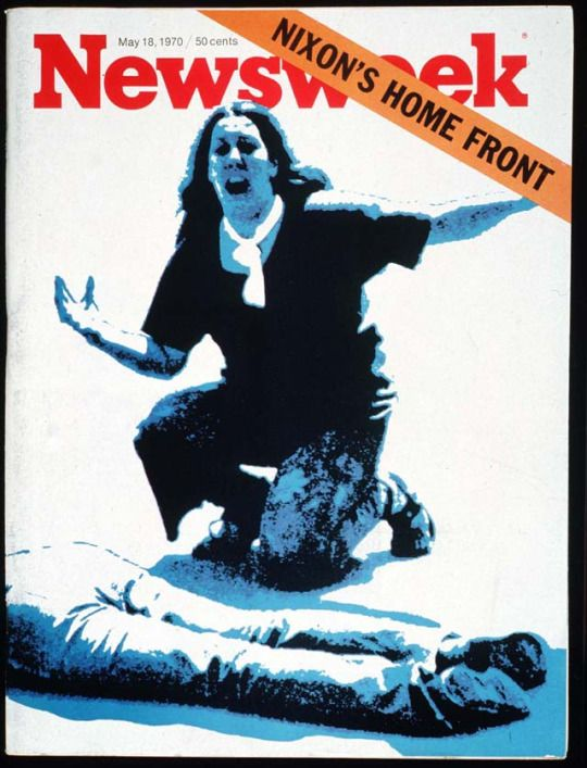 They're Killing Us': Newsweek's 1970 Coverage of the Kent State Shooting