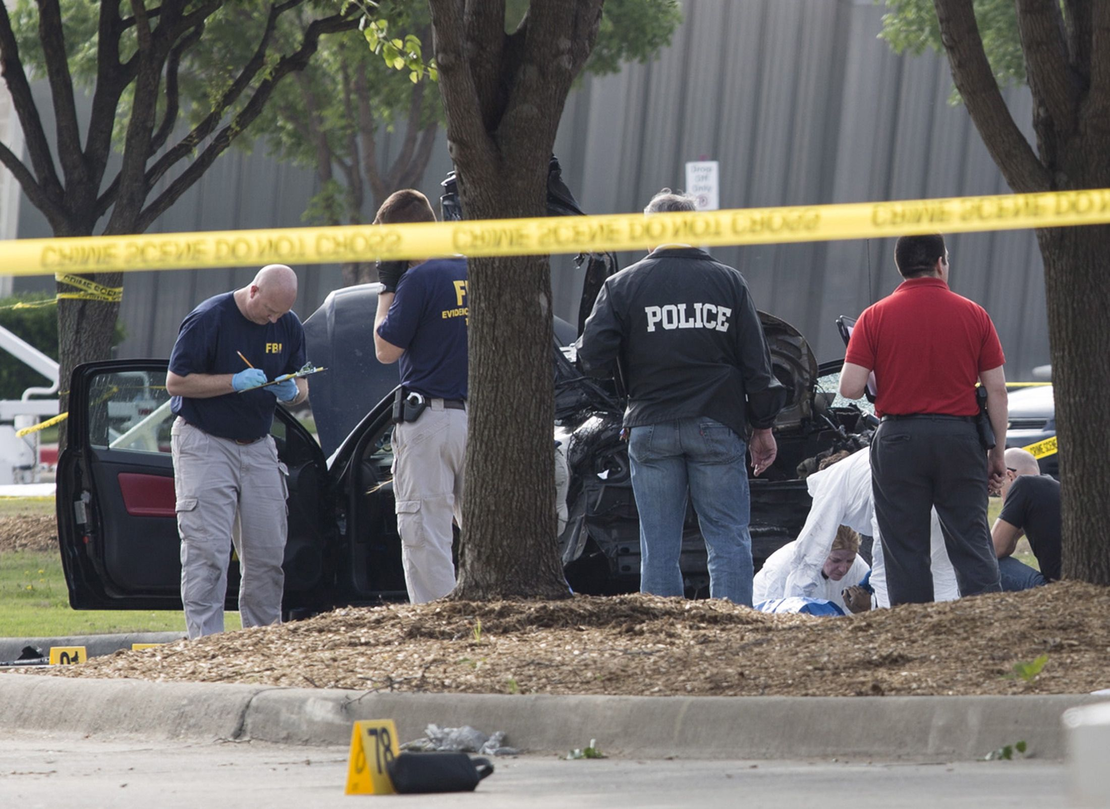 Garland investigation
