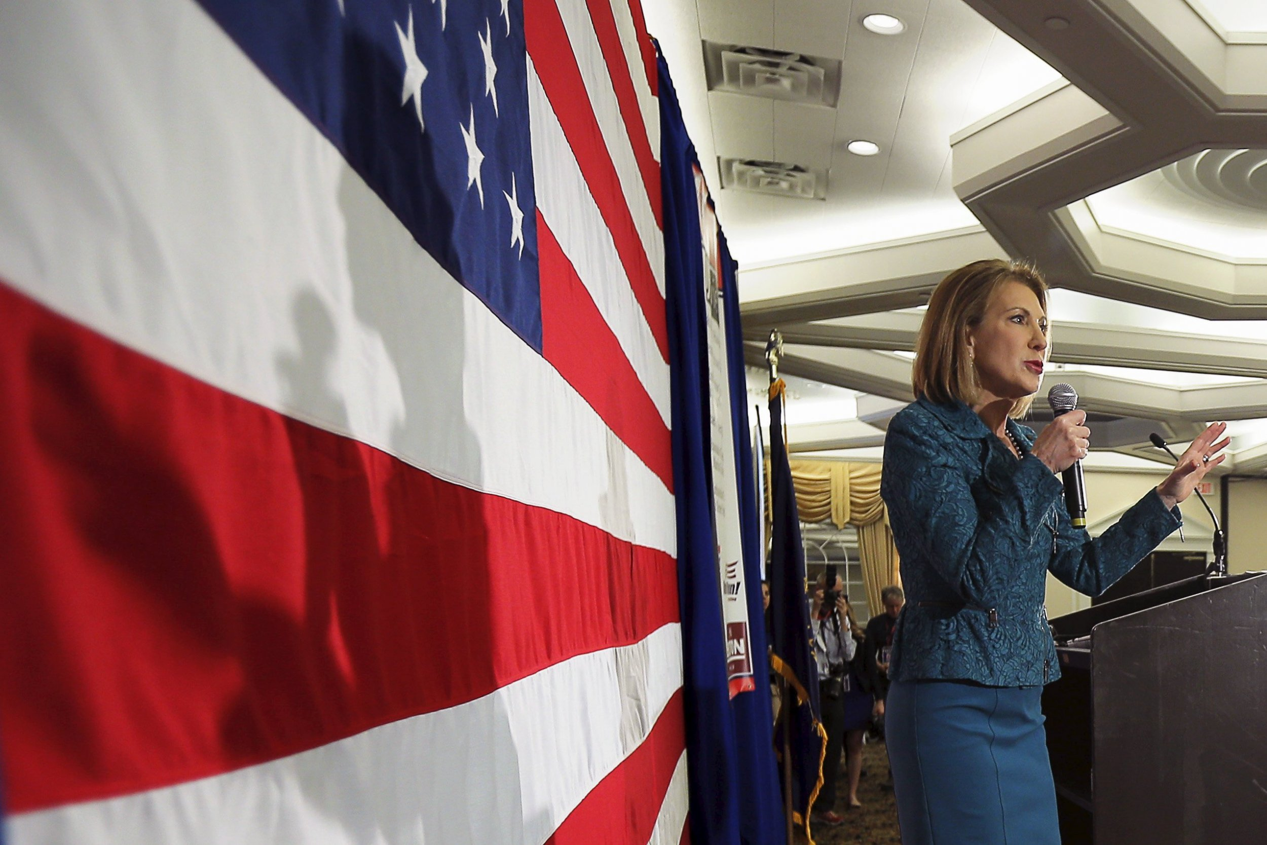 Carly Fiorina—All You Need to Know