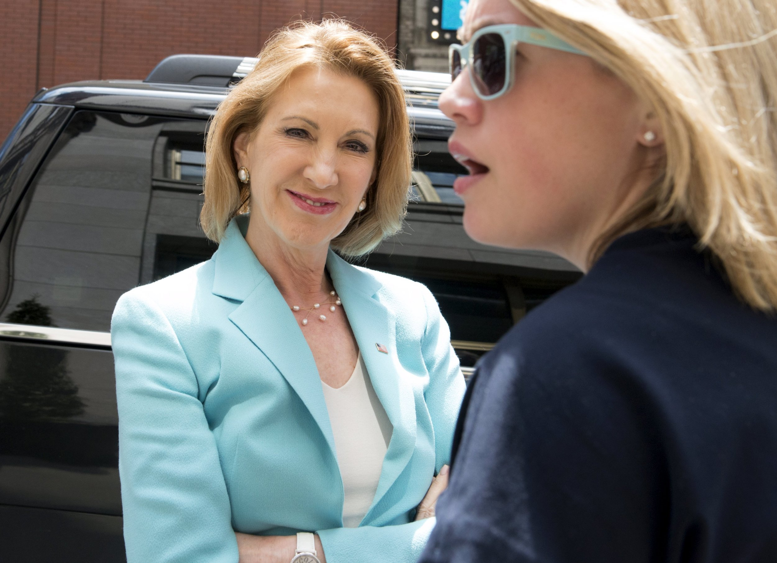 How Carly Fiorina can be president