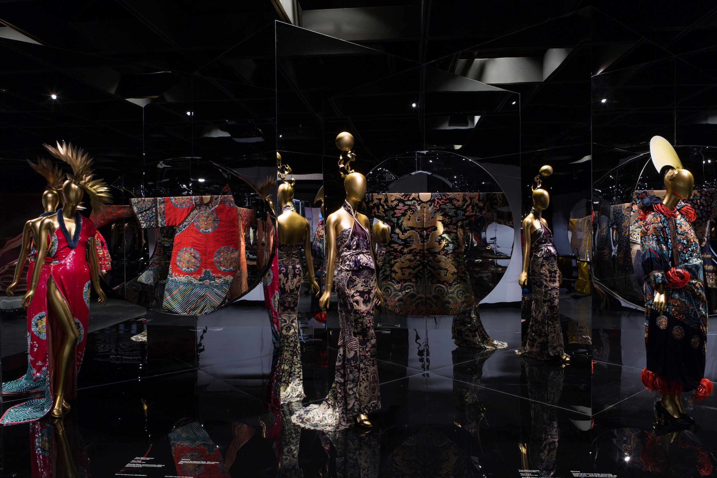 Chinoiserie To Chanel Met Explores Western Fashion S Take