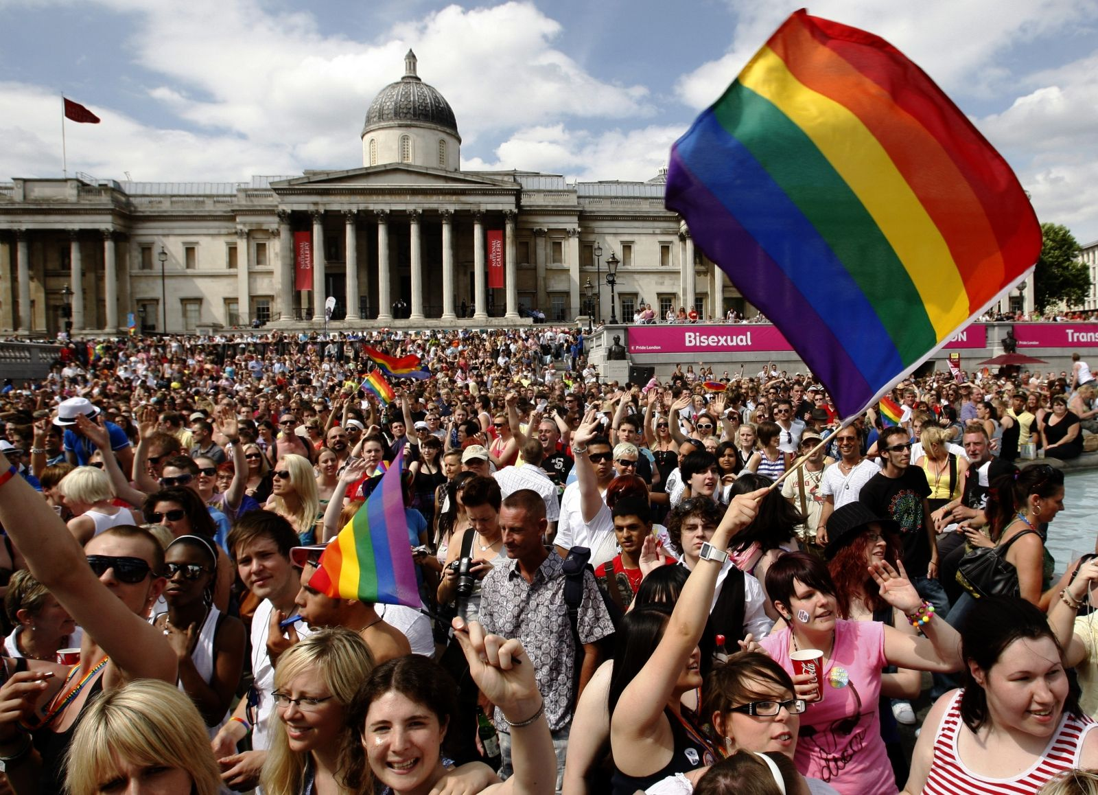 Scotland tops gay rights league table