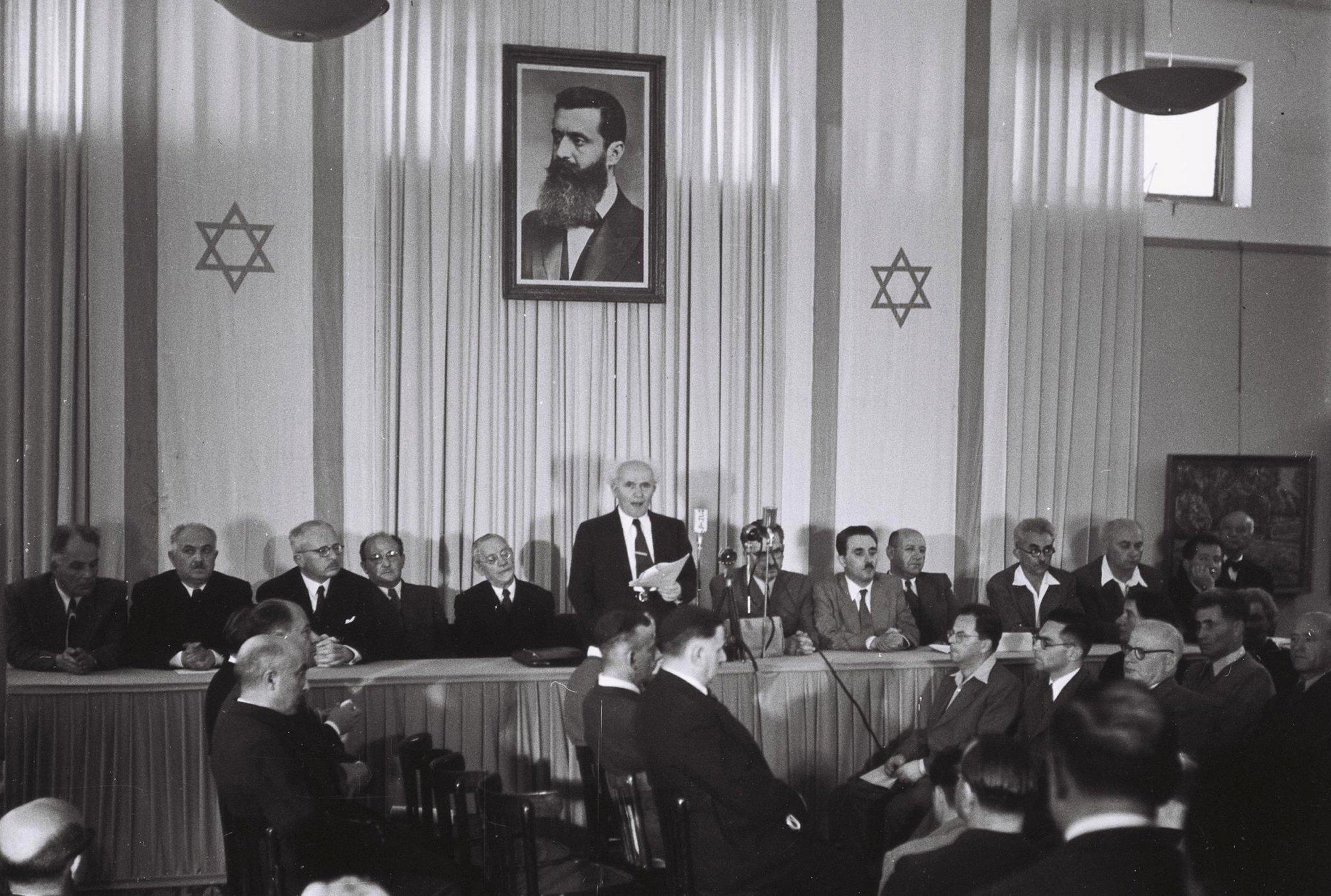 5-14-15 Ben Gurion Israel
