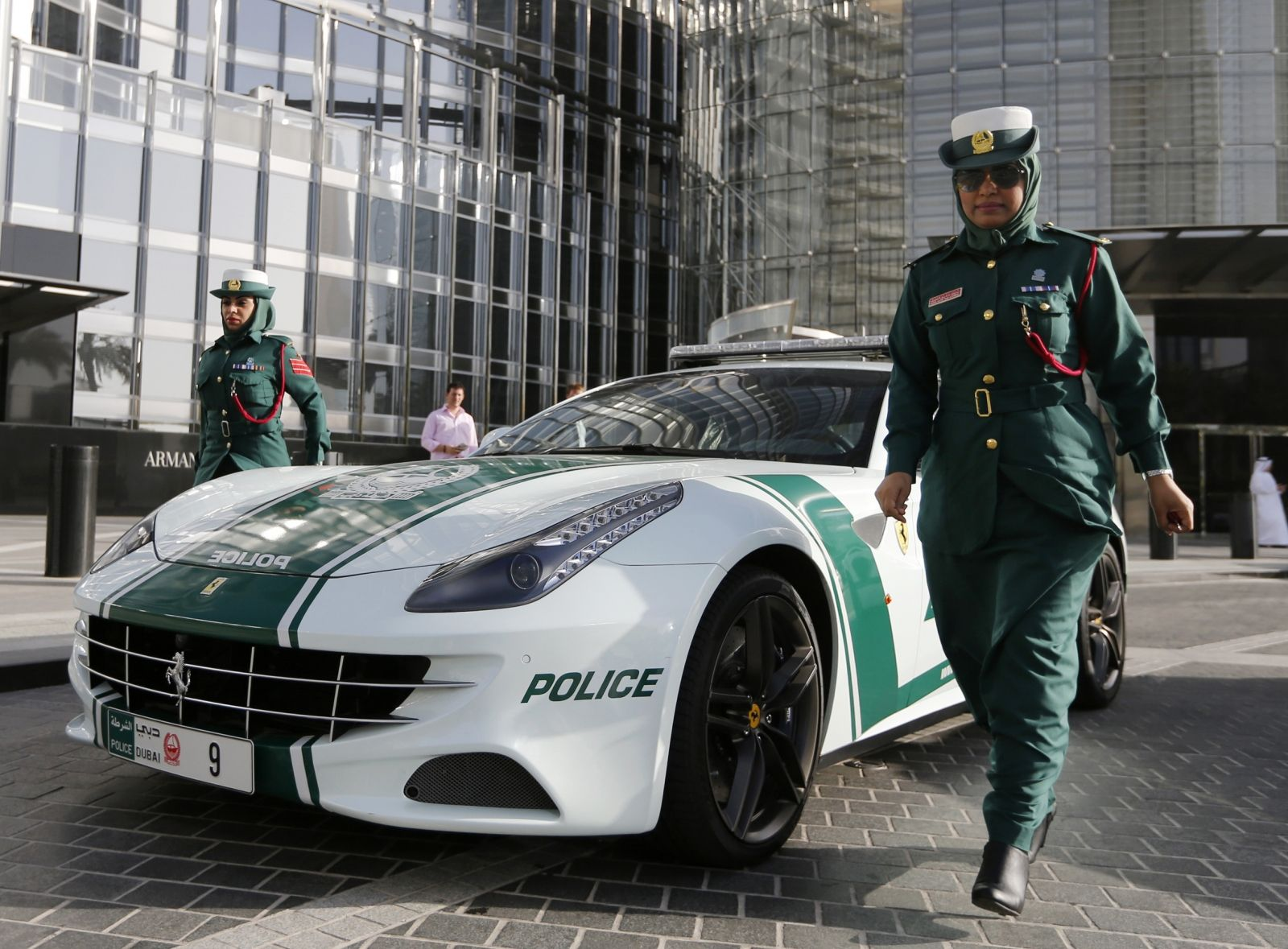 In The Emirates Only The Most Costly Cars Will Do