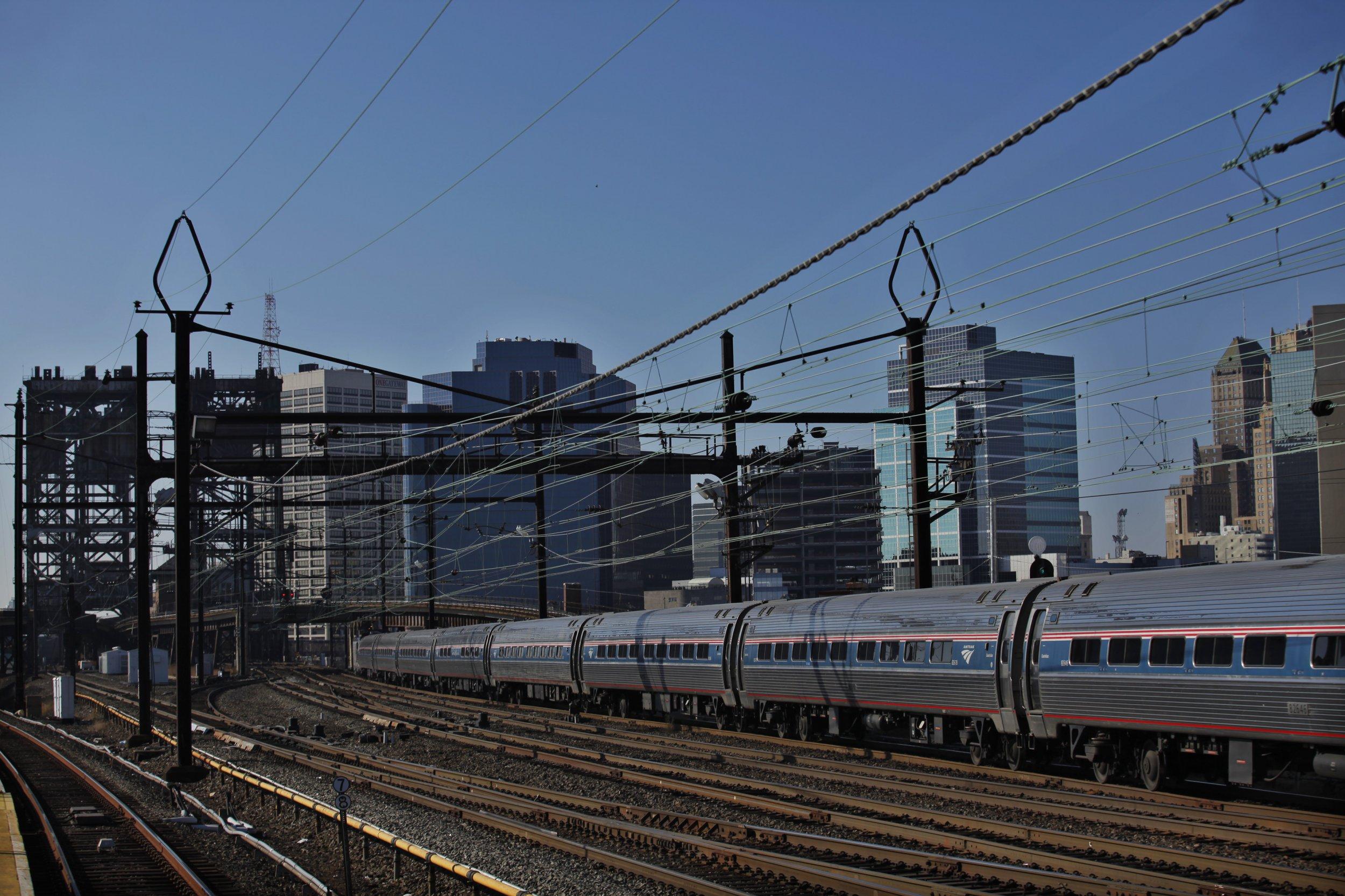 Amtrak Monday