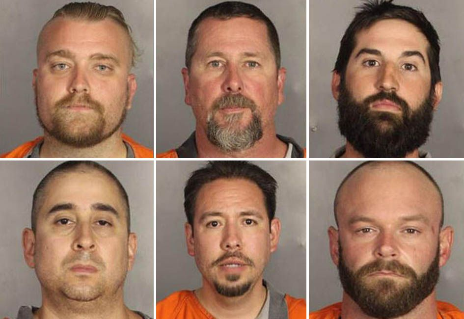 Suspects in the Deadly Twin Peaks Shooting in Waco, Texas