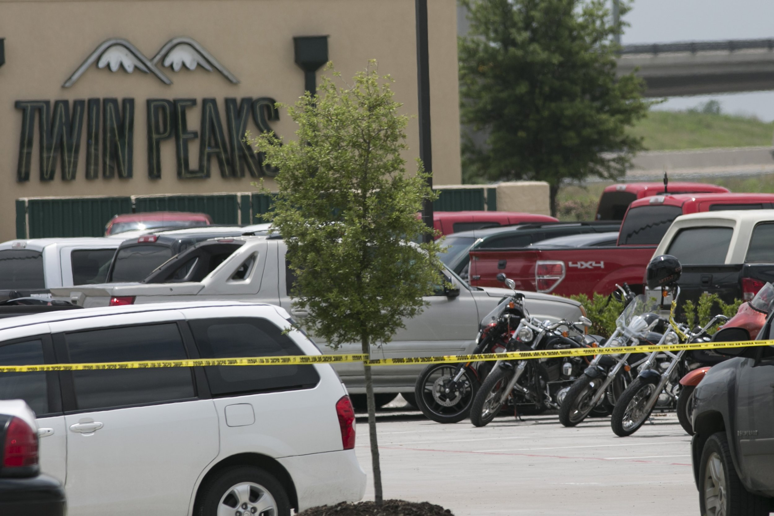 Three Biker Gang Members Held After Waco Shooting