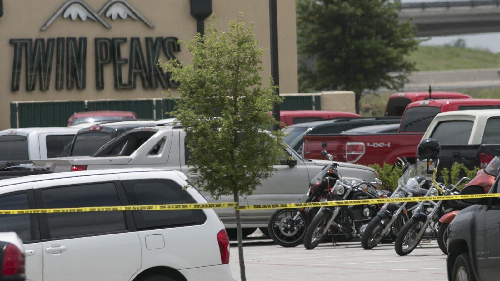 Three Biker Gang Members Held After Waco Shooting Accidentally