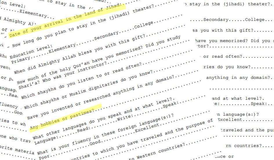 Revealed in the bin Laden Documents: The Declassified Al-Qaeda Job ...