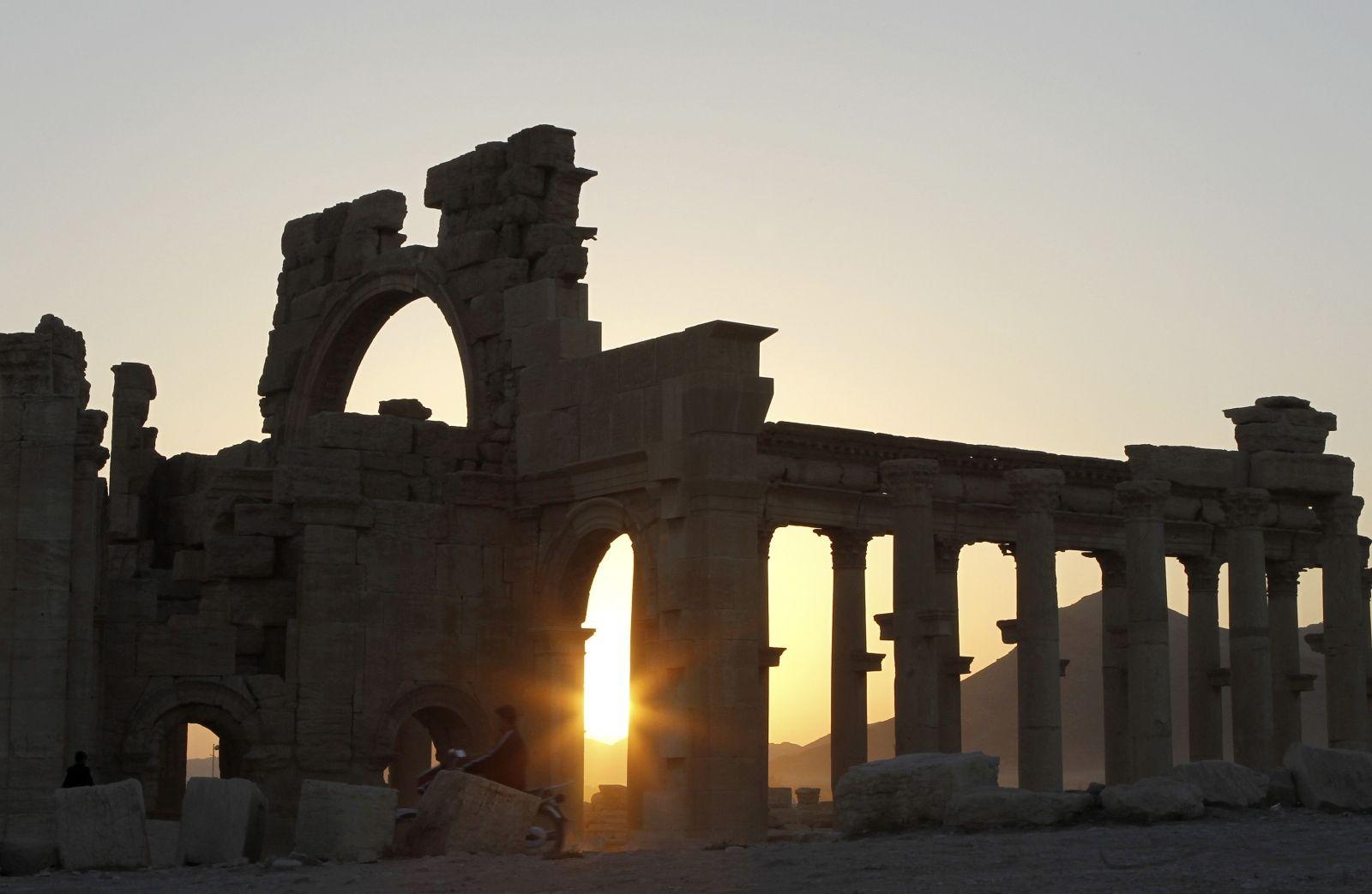 Isis in Palymra