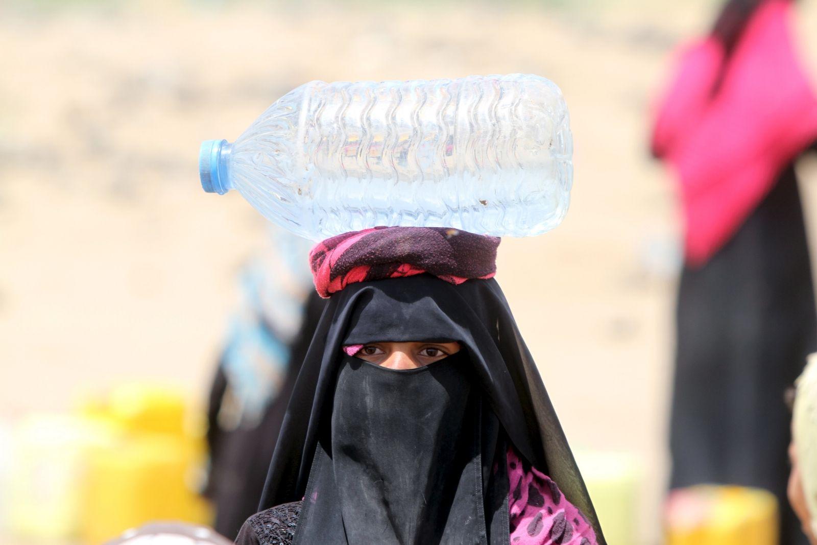 yemen-water-shortage