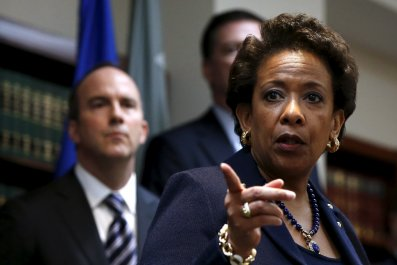 5-27-15 Loretta Lynch