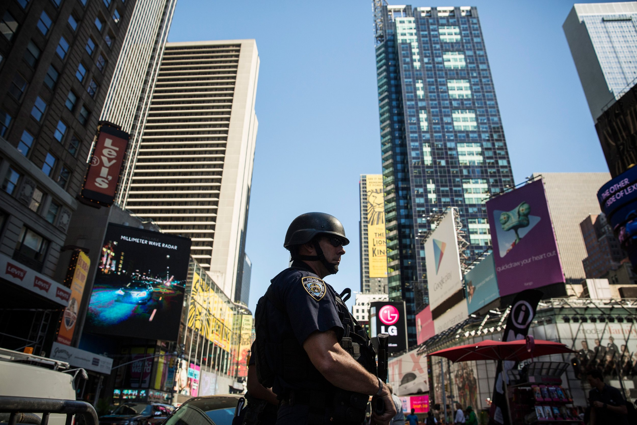 Zumba Cops NYPD