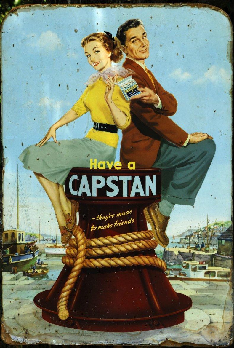 poster-promoting-smoking-1950-s