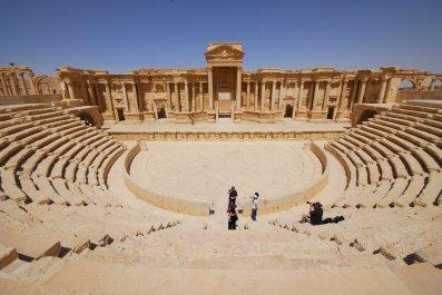 5-28-15 Palmyra Islamic State