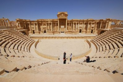 isis-will-not-touch-palmyra