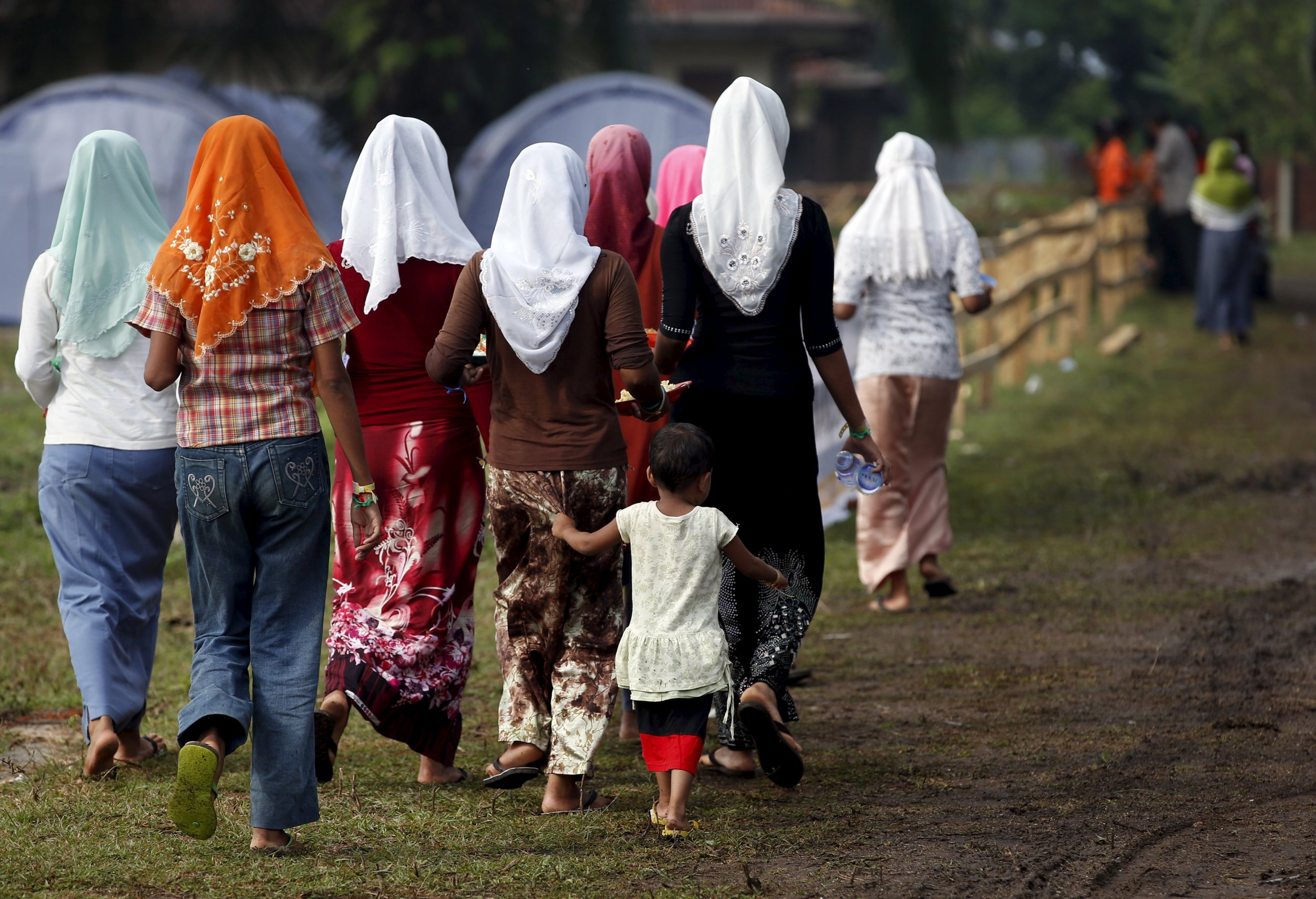 Tutu: The Slow Genocide Against the Rohingya