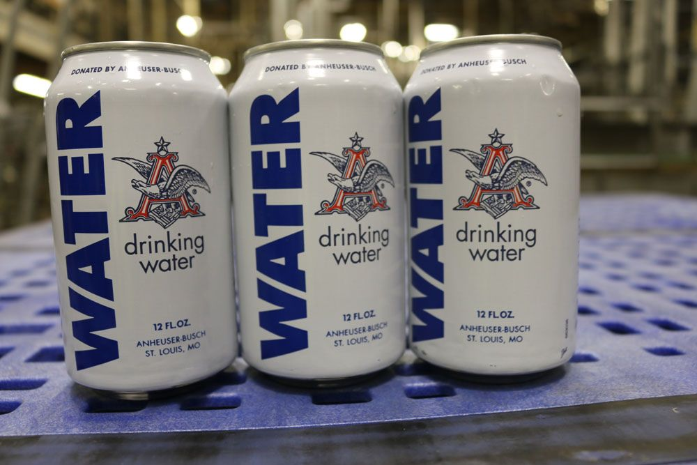 Water cans