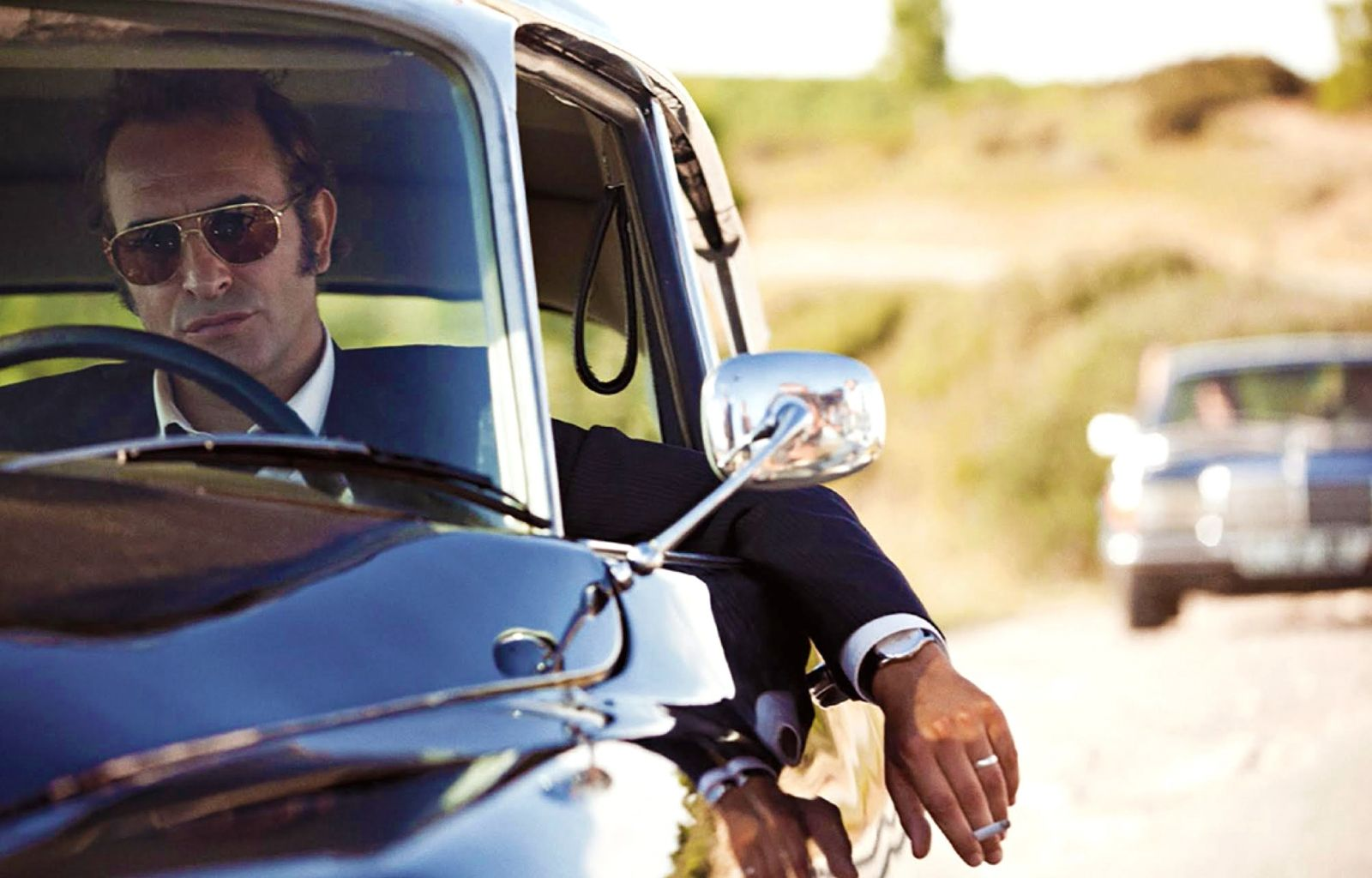 Jean Dujardin in The Connection