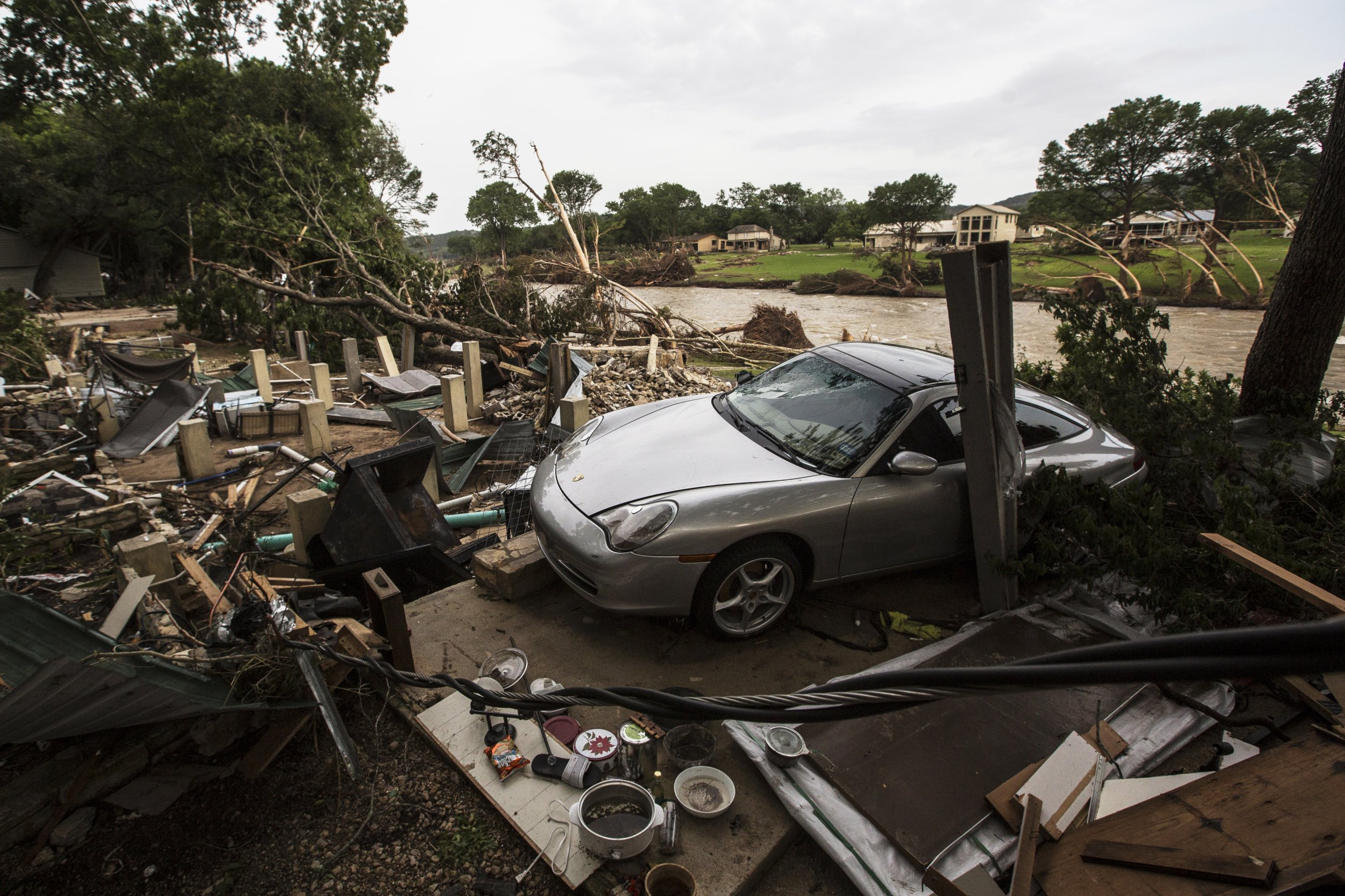 Obama Signs Disaster Declaration For Areas Of Texas