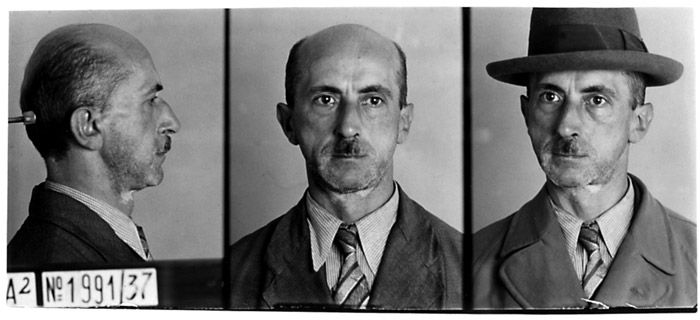 Homosexuals victims of the nazi era