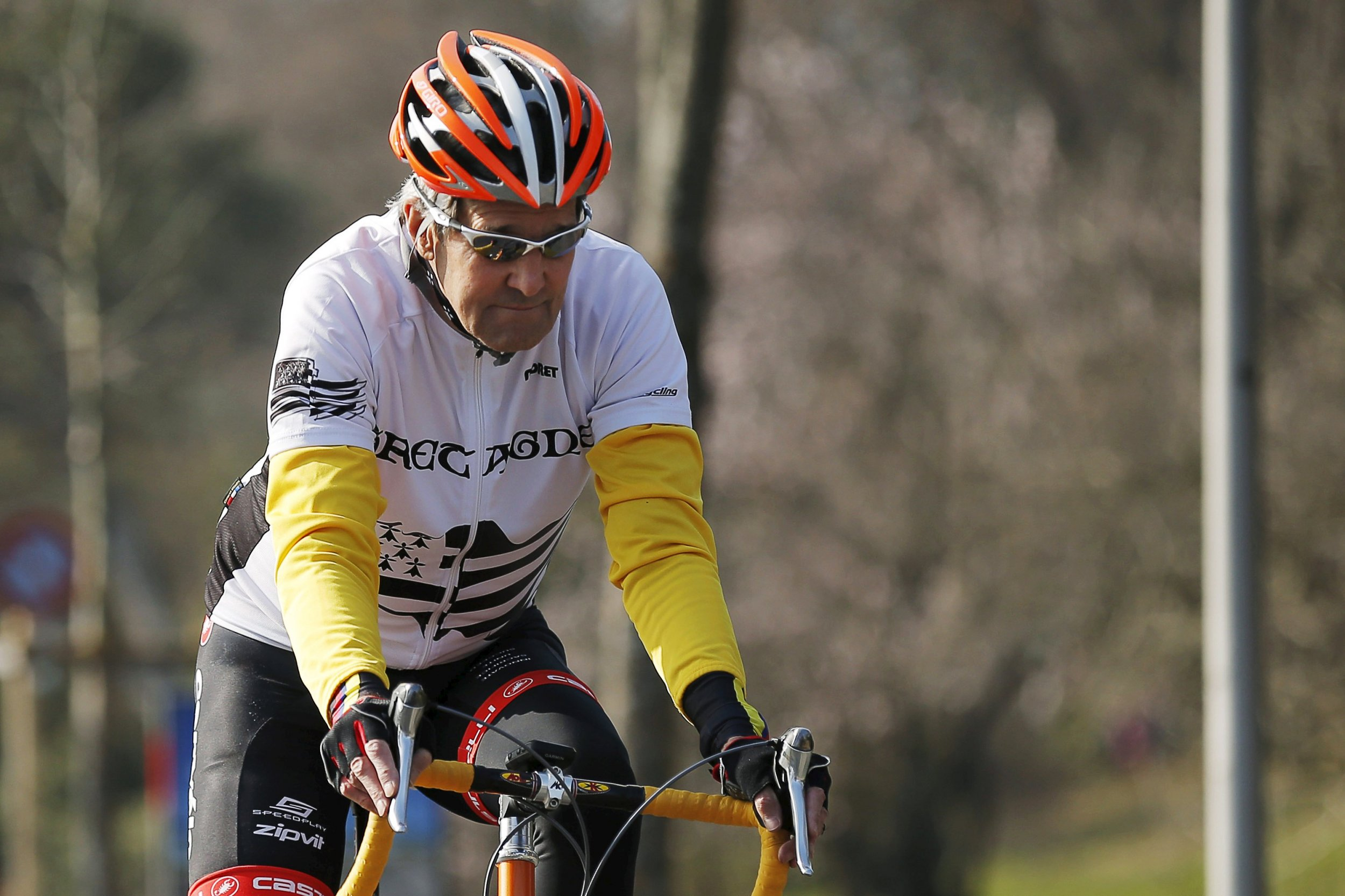 Kerry biking