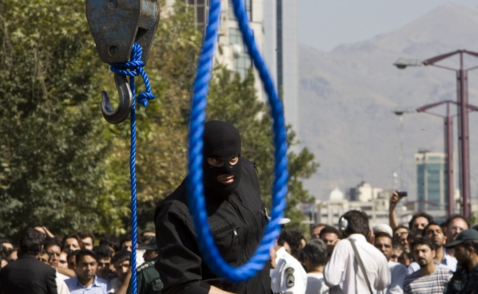 Iranian executions increase