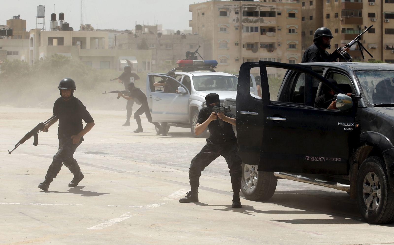 Gaza ISIS Hamas