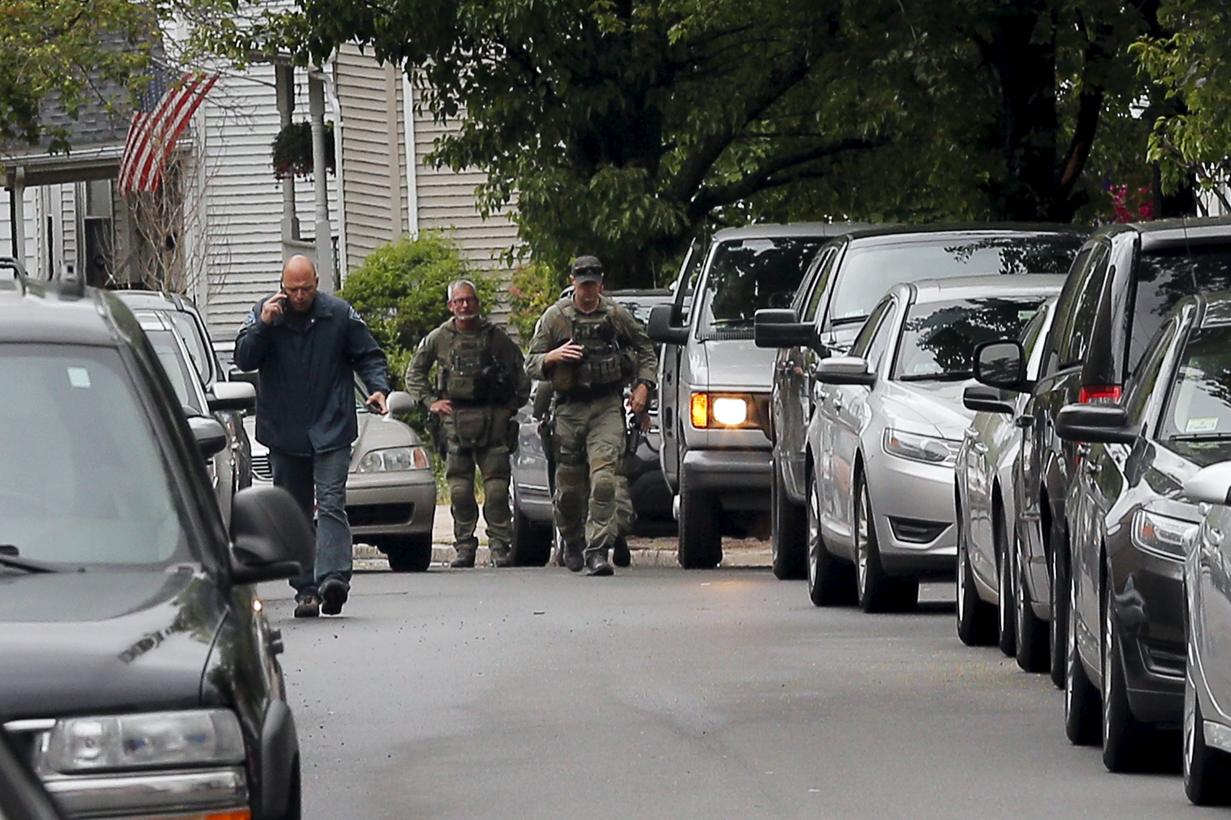 Boston man shot by police was under surveillance