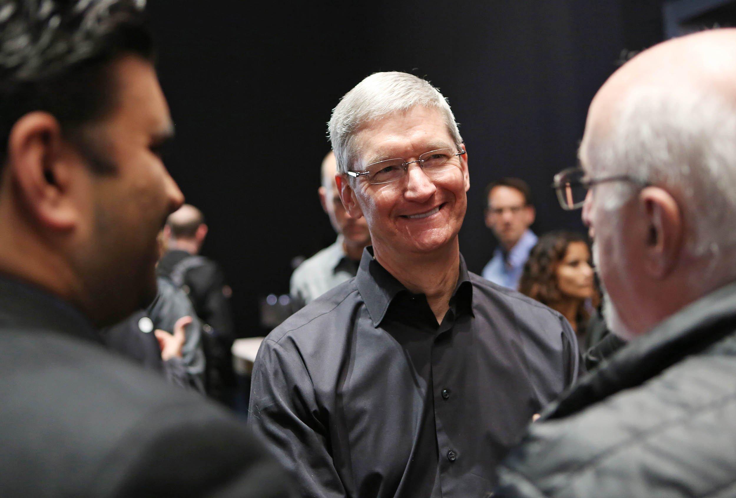 Tim Cook's Apple: More Collaborative, More Profitable