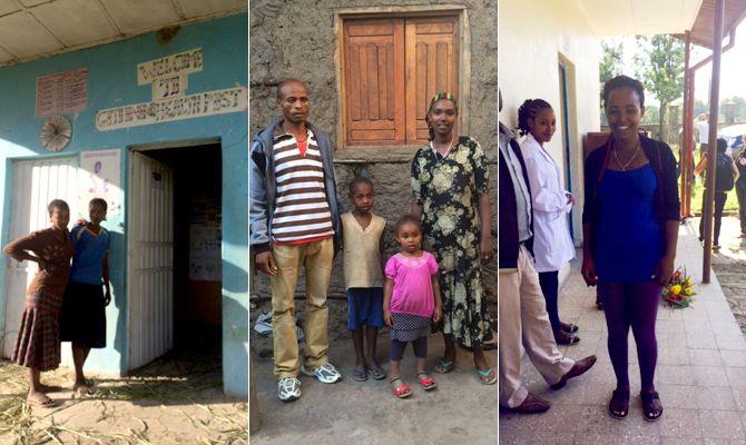 How Women Make Ethiopia Healthy