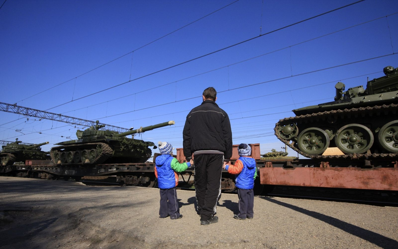 Russian military Disneyland to open