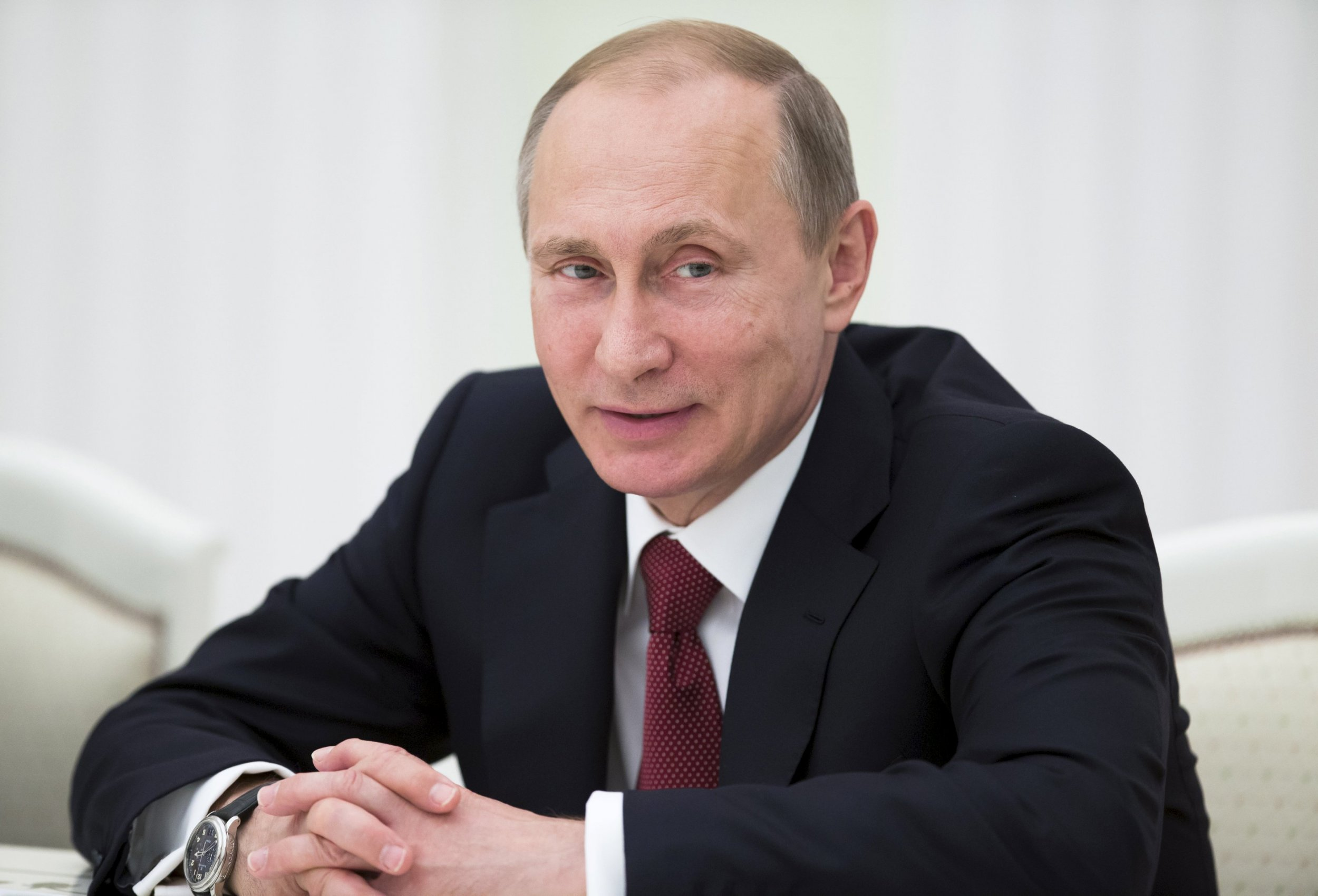 Putin Is Isolating Russia From the World