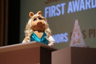 6-5-15 Miss Piggy First Award
