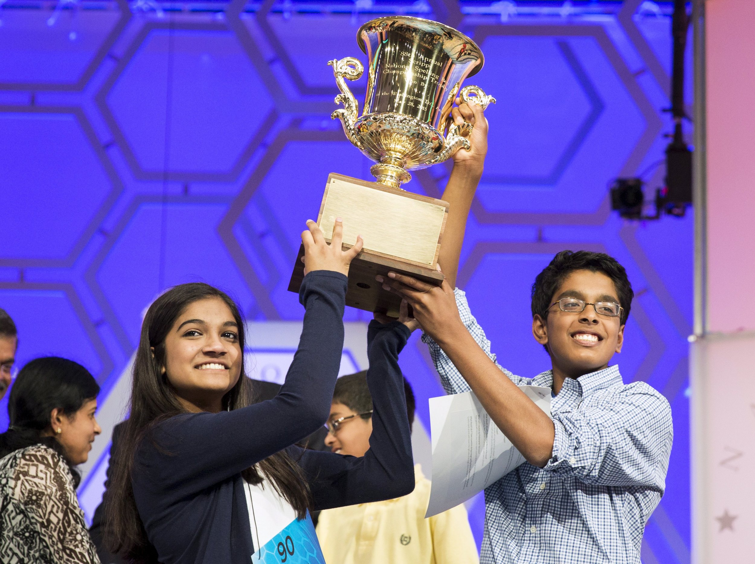 Why Are Indian Americans Winning the National Spelling Bee?