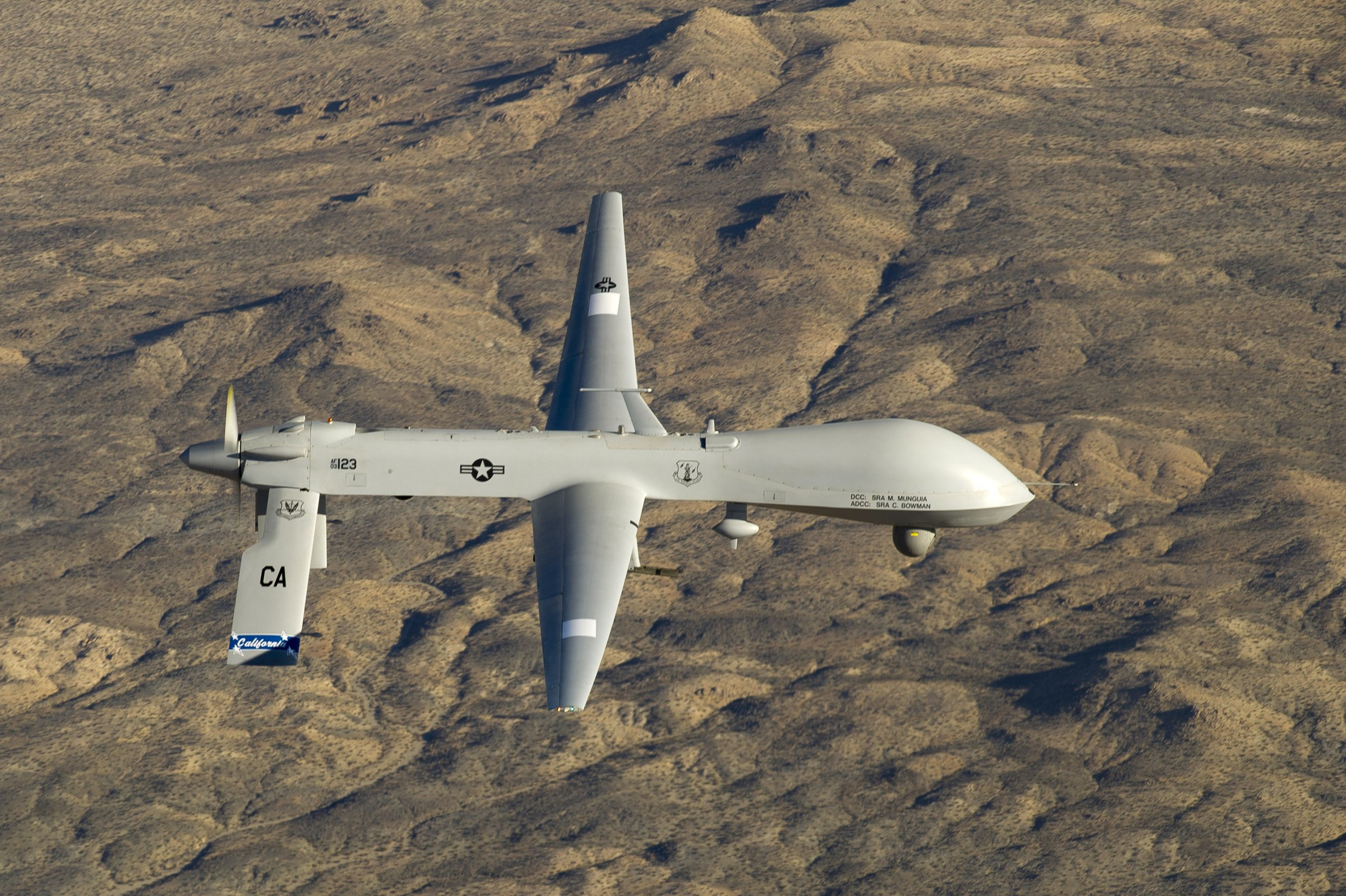 Yemeni Families Sue The US Over Wrongful Deaths From Drone Strike