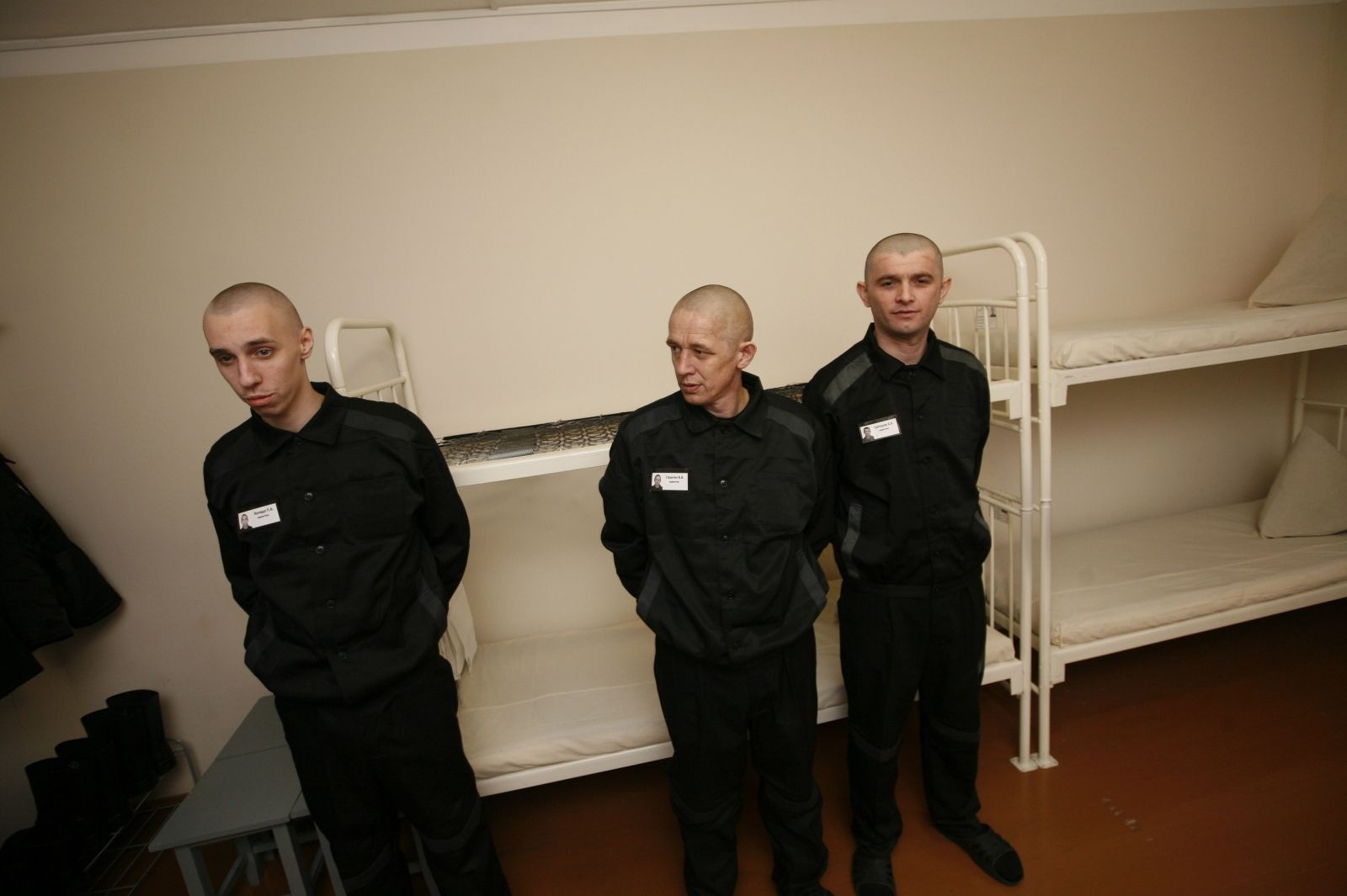 Russian Prisons
