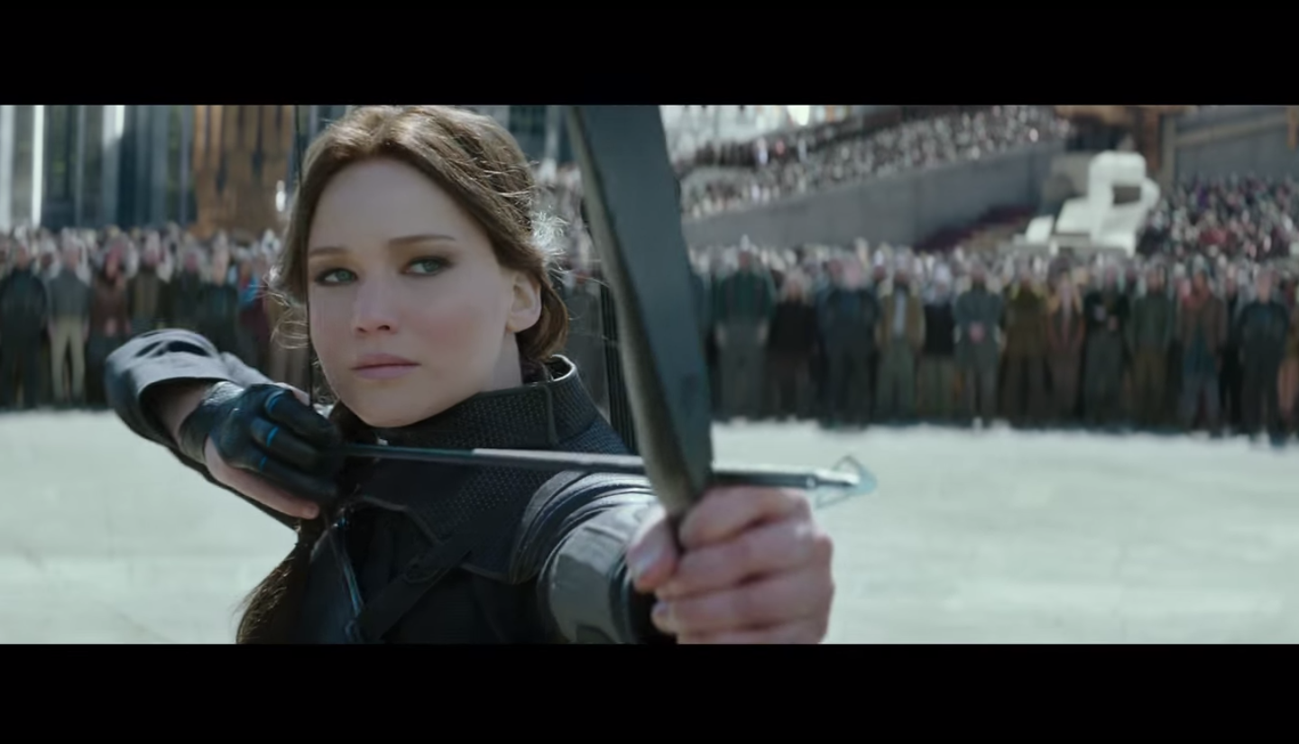 Hunger Games:Mockingjay Part Two