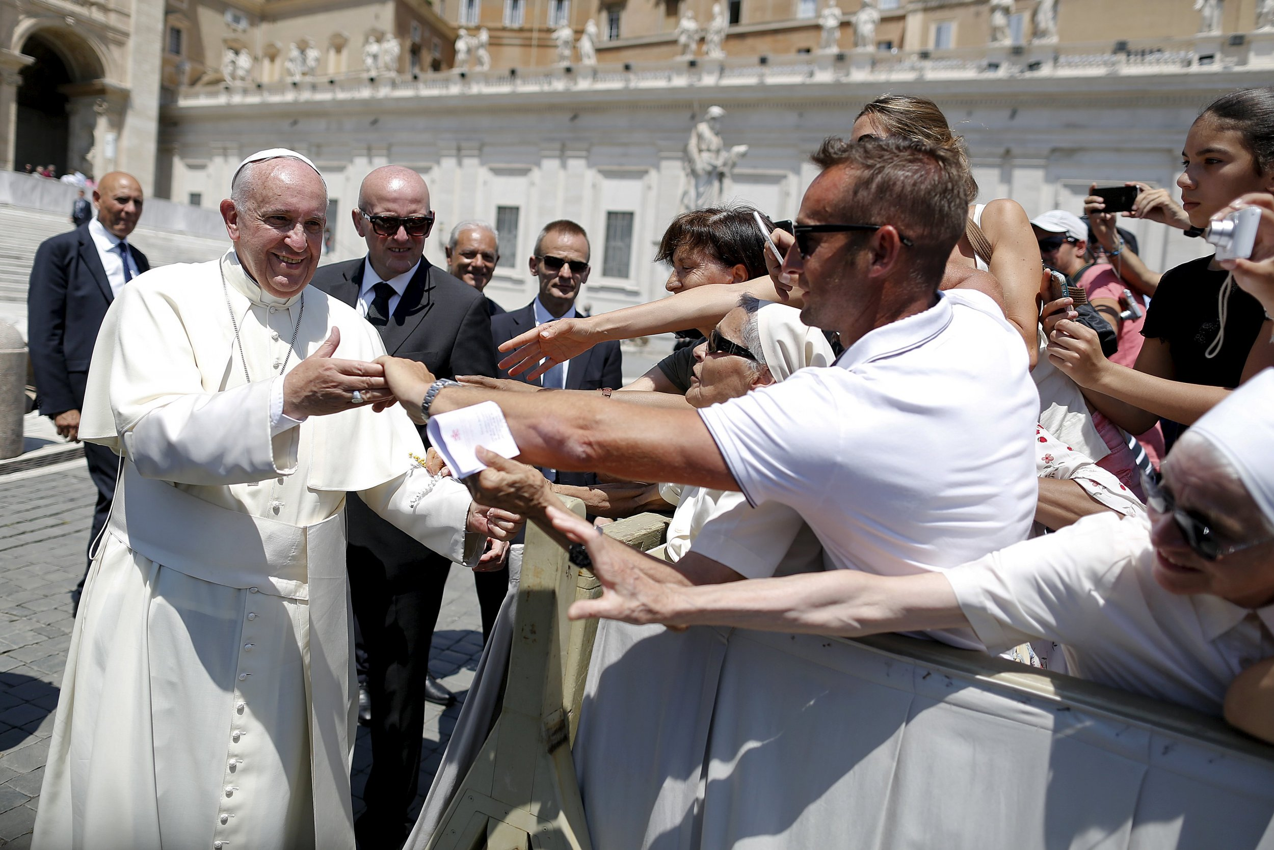 Pope tribunal