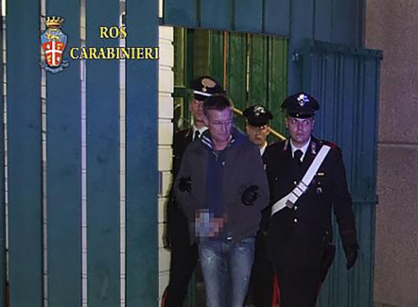 Massimo Carminati of 'Mafia Capitale'