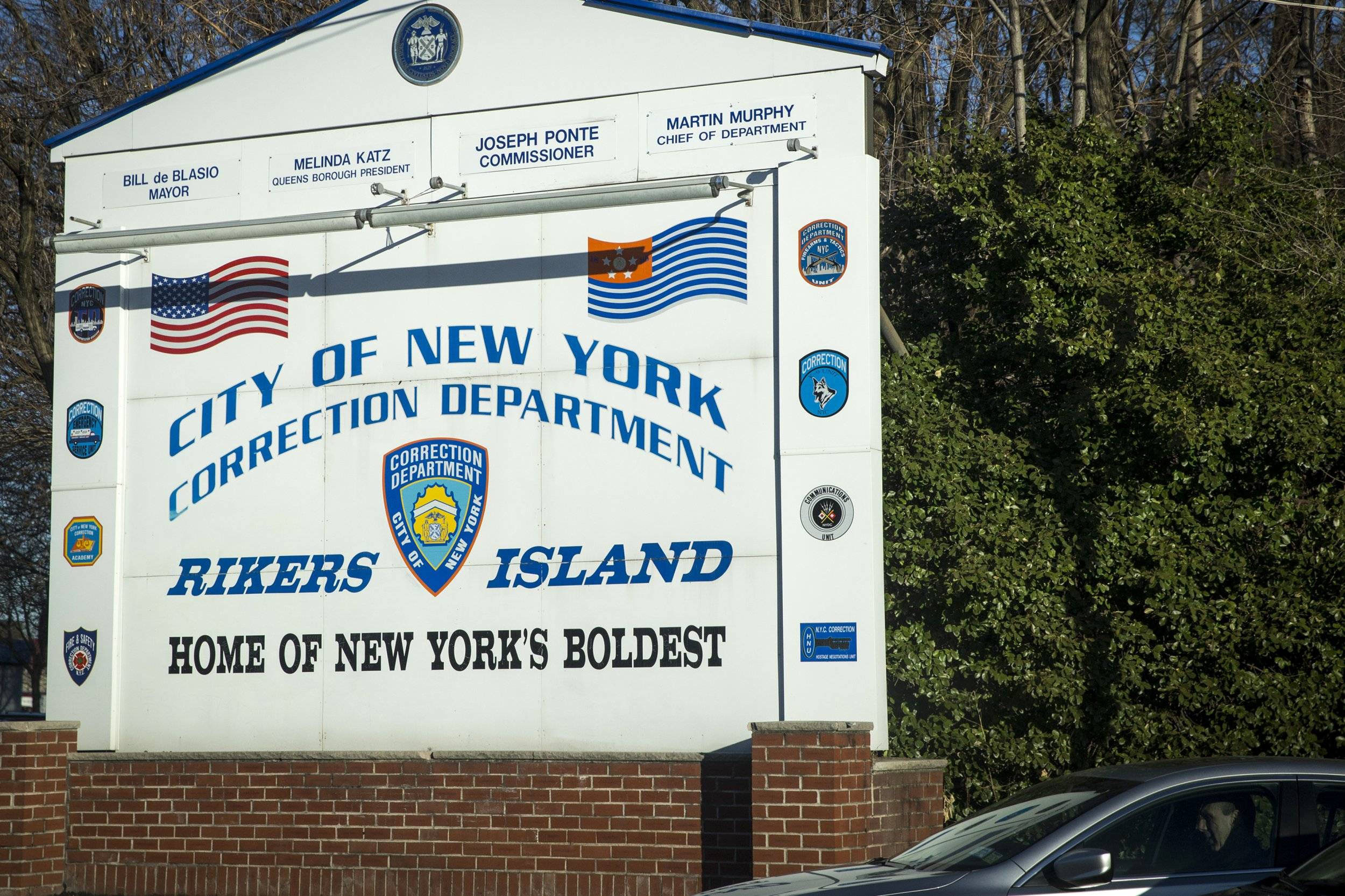 FBI Arrests Two New York Correction Officers in Alleged ...