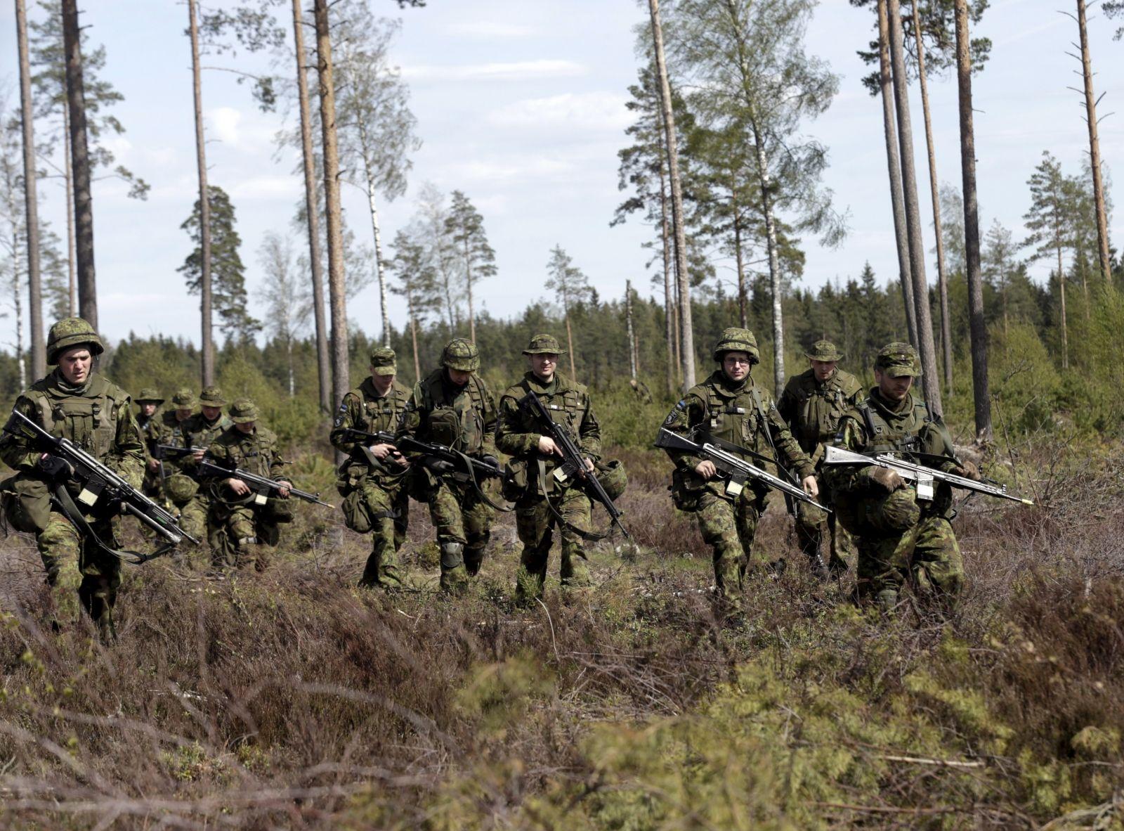 NATO survey Russian invasion