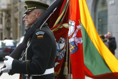 Lithuania armed forces hack