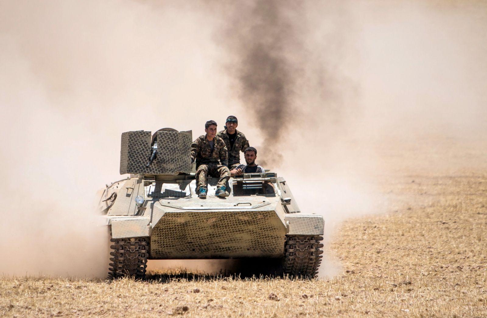 Isis lose Tal Abyad